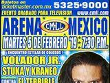 CMLL Martes Arena Mexico (February 5, 2019)