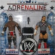 CM Punk Wrestling Adrenaline Series 28