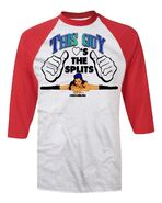 Melina Melina Guy Baseball Shirt