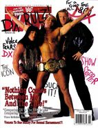 Raw Magazine February 1998