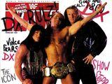 WWF Raw Magazine - February 1998