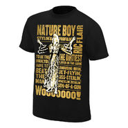 Ric Flair Stylin & Profilin Authentic T-Shirt