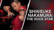 Shinsuke Nakamura The Rock Star