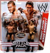 WWE Battle Packs 18 Randy Orton & Wade Barrett