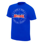 WrestleMania 32 Dallas, TX T-Shirt