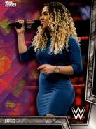 2018 WWE Women's Division (Topps) JoJo 13