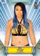 2019 WWE Women's Division (Topps) Mia Yim 44