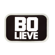 Bo Dallas BO-LIEVE Belt Buckle