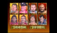 SS 89 The Dream Team vs. The Enforcers