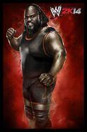 WWE2K14 MARK HENRY CL