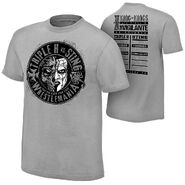 WrestleMania 31 Triple H vs. Sting T-Shirt