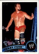 2011 WWE (Topps) Terry Funk 108