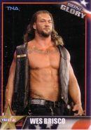 2013 TNA Impact Glory Wrestling Cards (Tristar) Wes Brisco 42