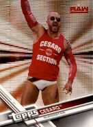 2017 WWE (Topps) Then, Now, Forever Cesaro 113