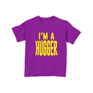 Bayley I'm a Hugger Toddler T-Shirt