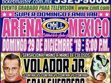 CMLL Domingos Arena Mexico (December 29, 2019)