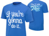 """Charlotte """"Do It With Flair"""" T-Shirt"""