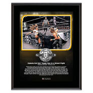 Dakota Kai NXT TakeOver Portland 10 x 13 Limited Edition Plaque