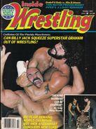 Inside Wrestling - October 1984