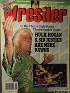 The Wrestler - June 1992