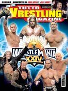 Tutto Wrestling - No.35