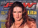 WWE Raw Magazine - July 2004