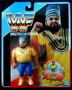 WWF Hasbro 1990 Akeem