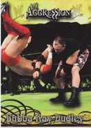 2003 WWE Aggression Bubba Ray Dudley 5