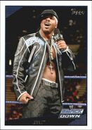 2009 WWE (Topps) JTG 74