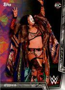 2018 WWE Women's Division (Topps) Asuka 3