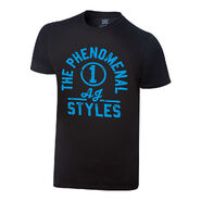 AJ Styles The Phenomenal One Vintage T-Shirt