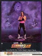 SummerSlam 1997 Poster