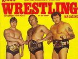 The Ring Wrestling - November 1979