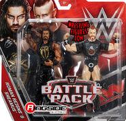WWE Battle Packs 43.5 Sheamus & Roman Reigns