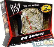 WWE Championship Belt (Spinner Belt)