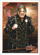 2009 WWE (Topps) William Regal 39