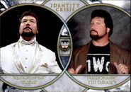 2018 Legends of WWE (Topps) Ted DiBiase IC 9