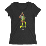 Jimmy Uso & Naomi MCC Photo Women's Tri-Blend T-Shirt