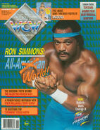 WCW Magazine - November 1992