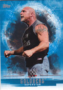 2017 WWE Undisputed Wrestling Cards (Topps) Goldberg 15