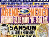 CMLL Guadalajara Domingos (May 12, 2019)