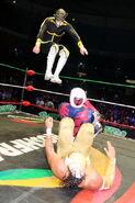 CMLL Super Viernes (June 8, 2018) 6