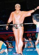 Shocker CMLL World Light Heavyweight