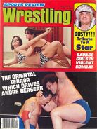 Sports Review Wrestling - August 1978