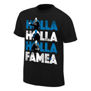 Teddy Long 2017 Hall of Fame T-Shirt