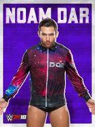 WWE2K18NoamDarDebut