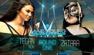 WWE Mae Young Classic 2018 Bracketology 14