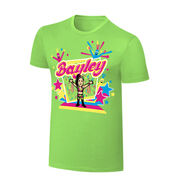 WWE x NERDS Bayley We Want Some Bayley Cartoon T-Shirt