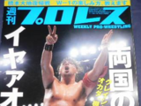 Weekly Pro Wrestling No. 1709