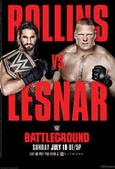 Battleground 2015 - 2nd Poster